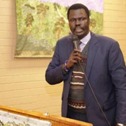 Mark Atem Dhieu Garang